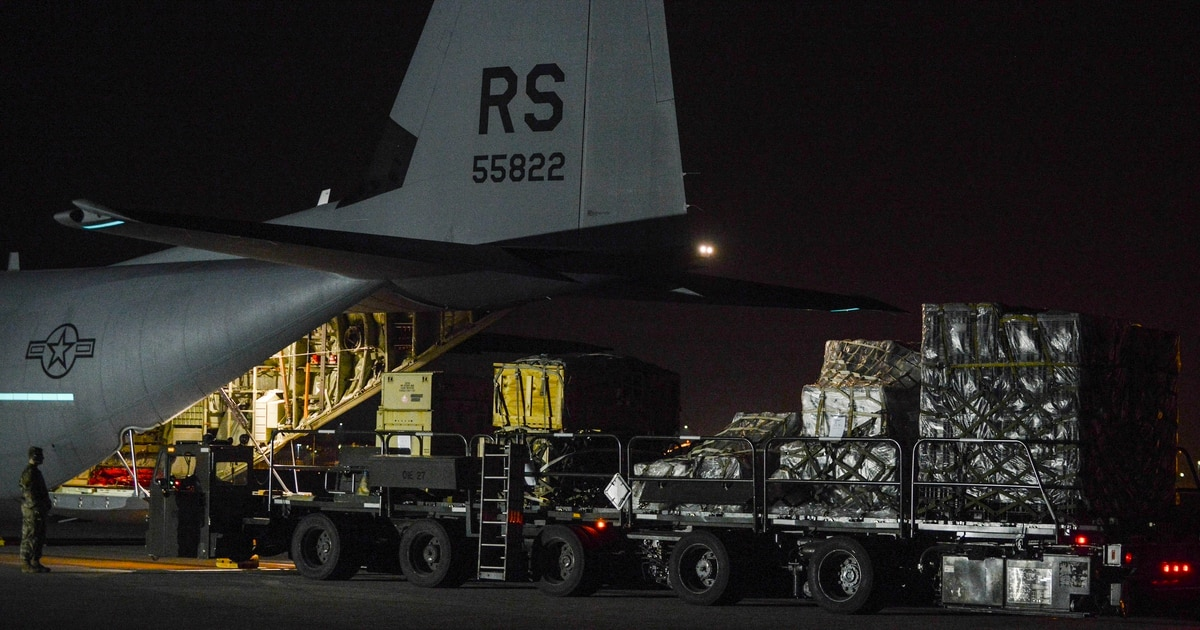 With COVID-19 threat to increase, Air Force takes steps to protect its most important missions