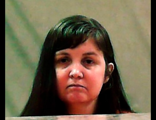 This undated file photo provided by the West Virginia Division of Corrections and Rehabilitation shows Elizabeth Jo Shirley. (West Virginia Division of Corrections and Rehabilitation via AP, File)