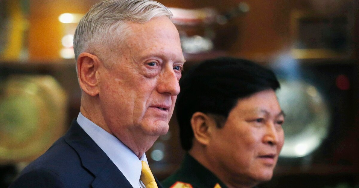 Beijing ready to improve soured American military ties