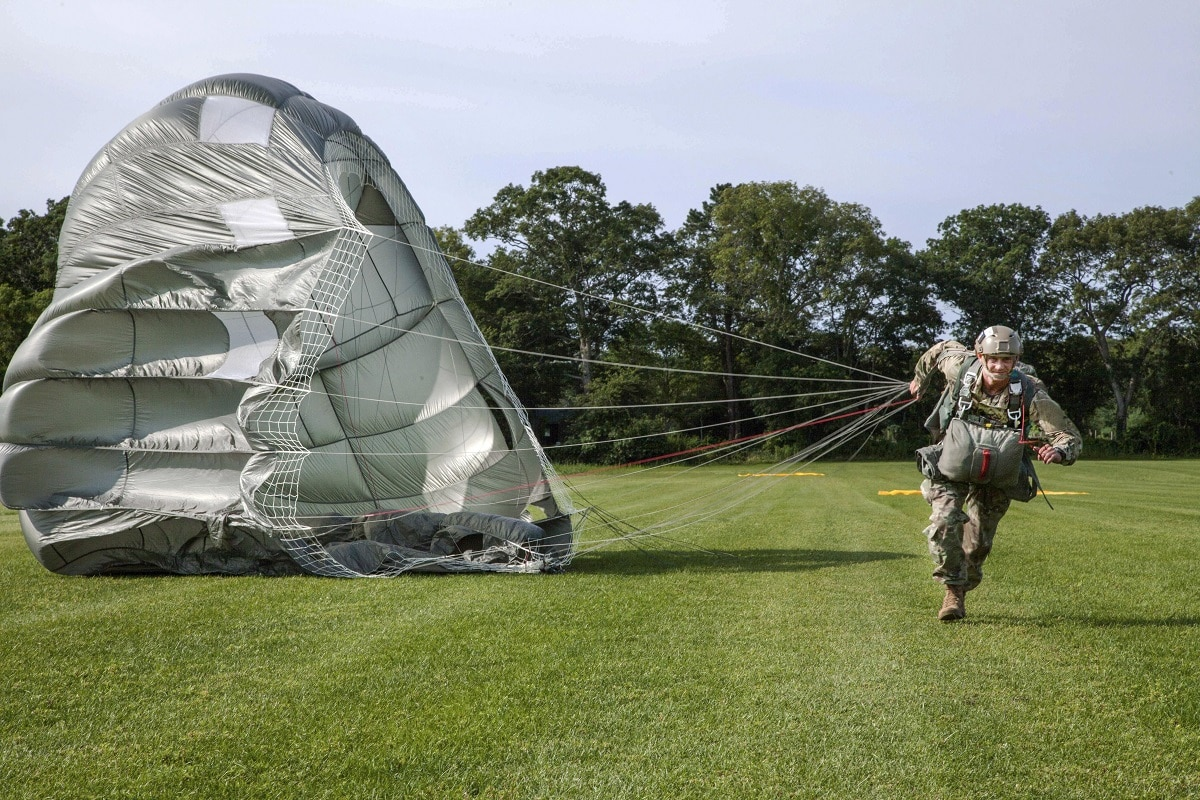 After a brief respite, special operations parachute deaths