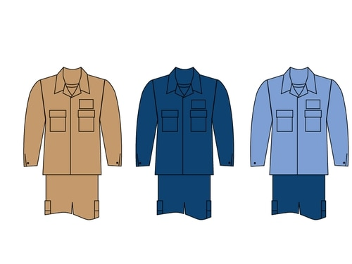 The Navy is developing a new two-piece uniform that will include a khakis variant for officers and chiefs.