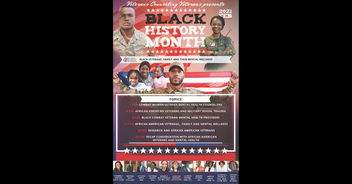 Veterans group launches podcast series for Black History ...