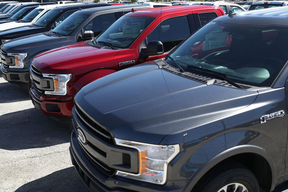Frontline Auto Sales >> F-150 takes top spot among troops in USAA vehicle-sales rankings