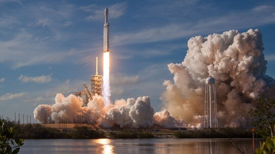 SpaceX's Falcon Heavy rocked launched Feb. 6 at Kennedy Space Center in Cape Canaveral, Fla.