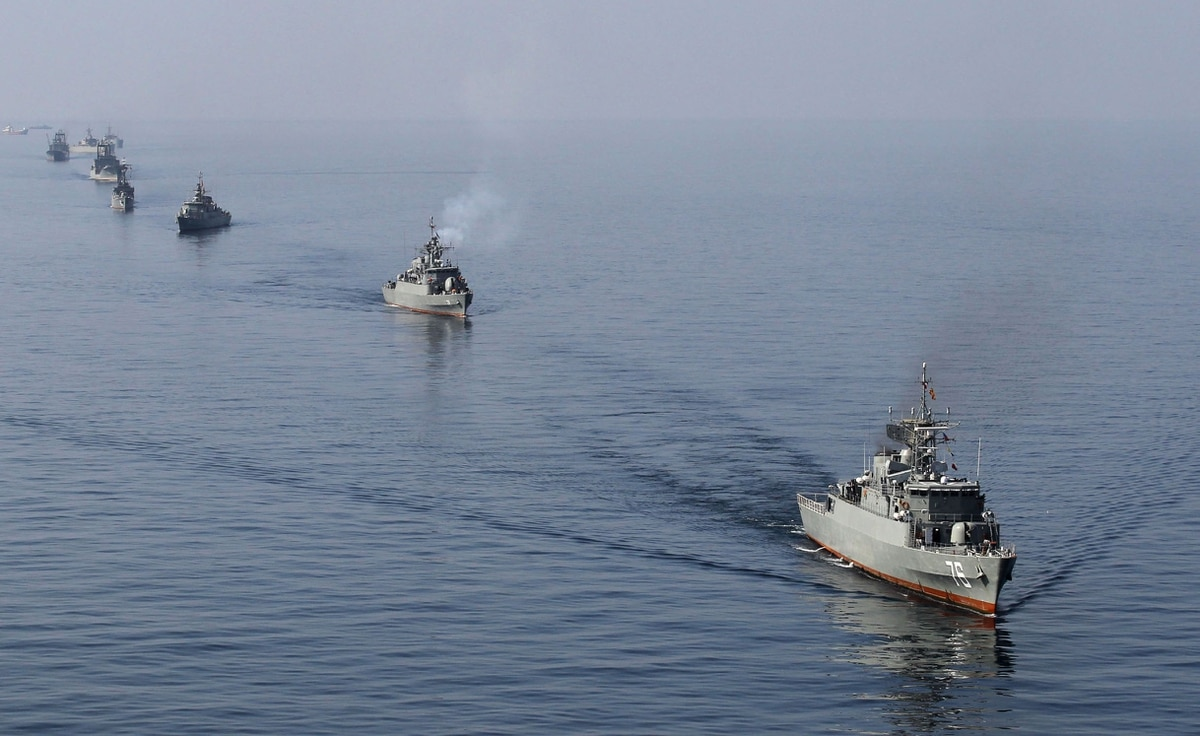 No Harassment Of Us Ships By Iran Despite Nuclear Deal Demise Says