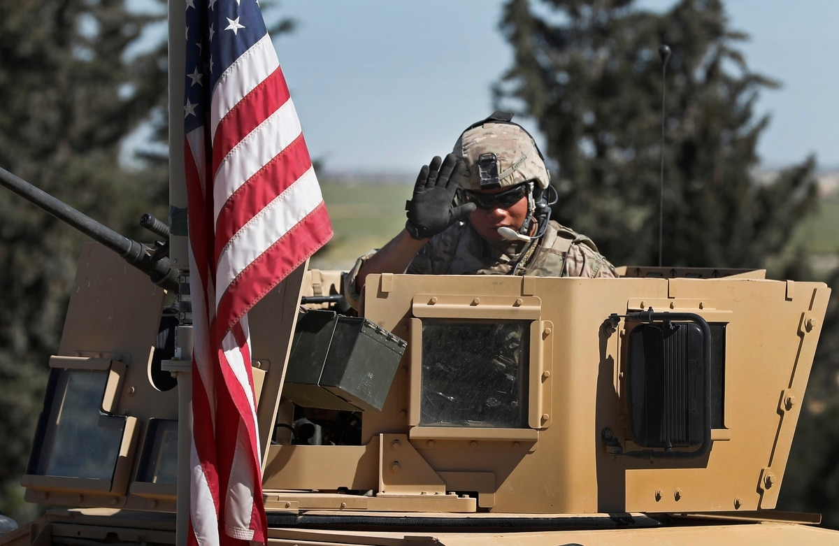 As US troops leave Syria, the Syrian government must step ...