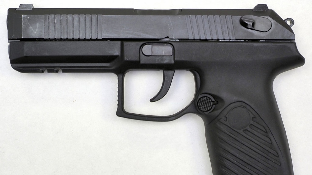 Here's an update on the Russian handgun that will likely