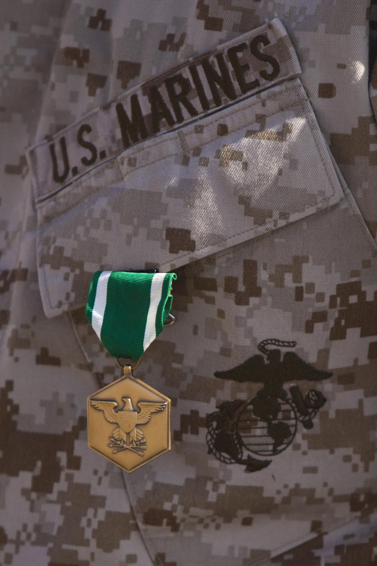 What you need to know about new commendation medal rules