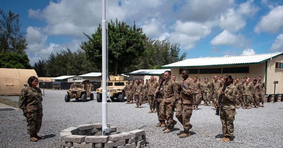 Marine Raiders led counterattack against al-Shabab militants at Manda Bay, Kenya