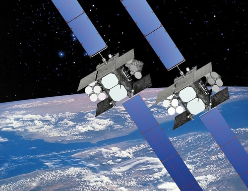 New hardware and software upgrades will make it easier for the military to detect and suppress efforts to jam Wideband Global SATCOM. (U.S. Air Force)