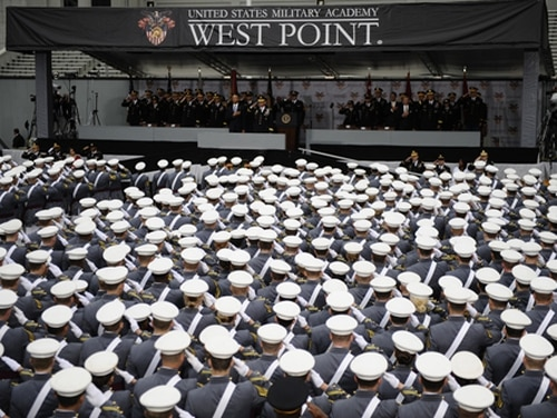 Reports of sexual assault at the U.S. Military Academy at West Point have doubled since last year, and Defense Department and West Point officials say the sharp increase is due to a concerted effort to encourage victims to come forward and report incidents. Other military academies have seen a smaller increase. (Army Times)