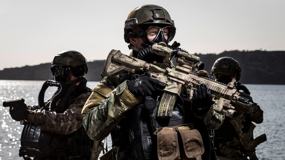 Heckler Koch Maker Of The Marine Corps M27 Is In Dire Straits