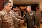 US CENTCOM commander says Mideast buildup prompted Iran 'step back'