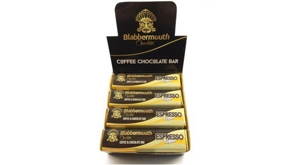 What mom doesn't love chocolates ... and what mom doesn't need a hit of caffeine every so often? (Blabbermouth Chocolates)