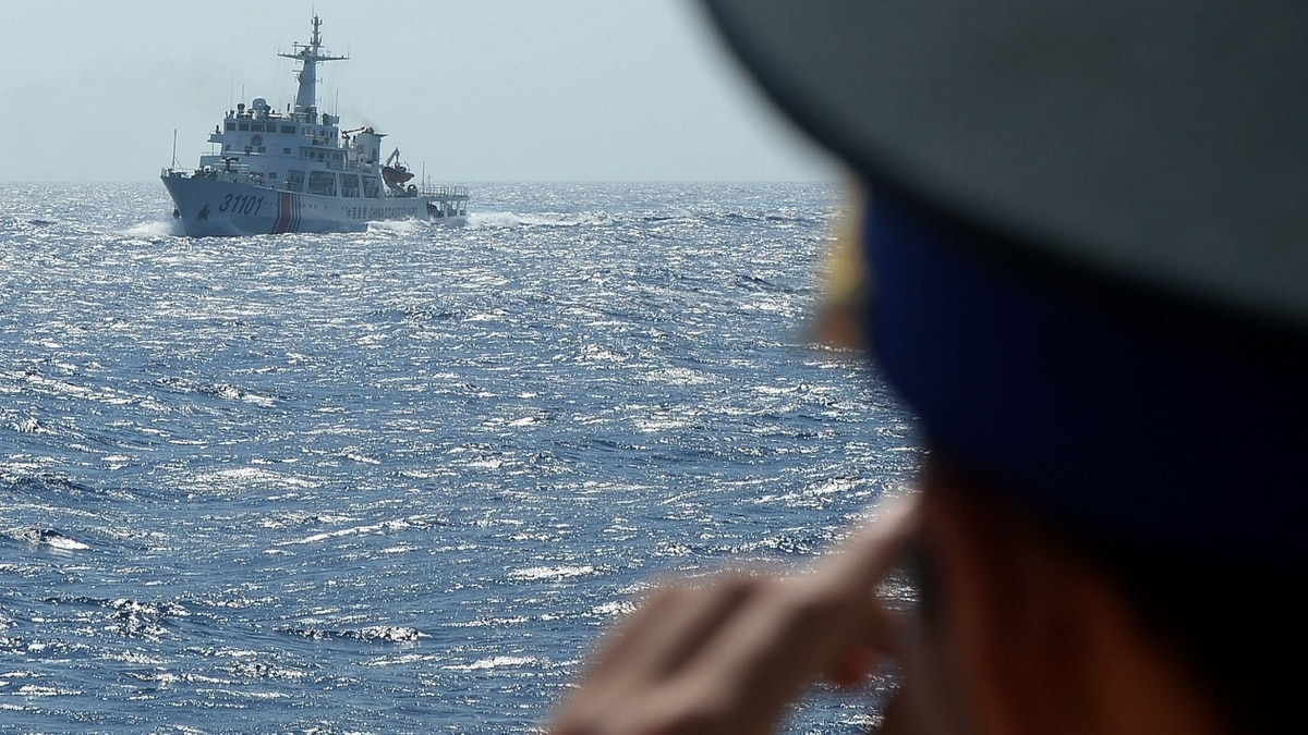 Testing the waters: China's maritime militia challenges foreign