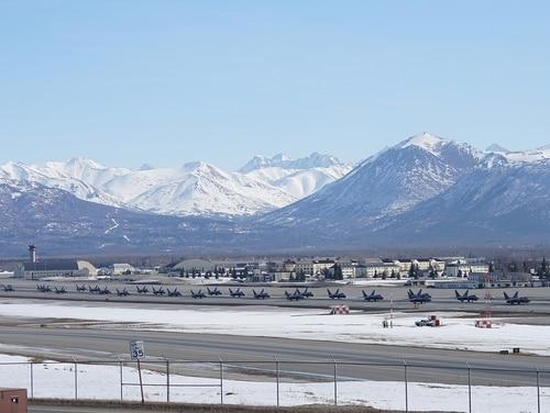 Joint Base Elmendorf-Richardson, Alaska. (Sheila deVera/Indo-Pacom)