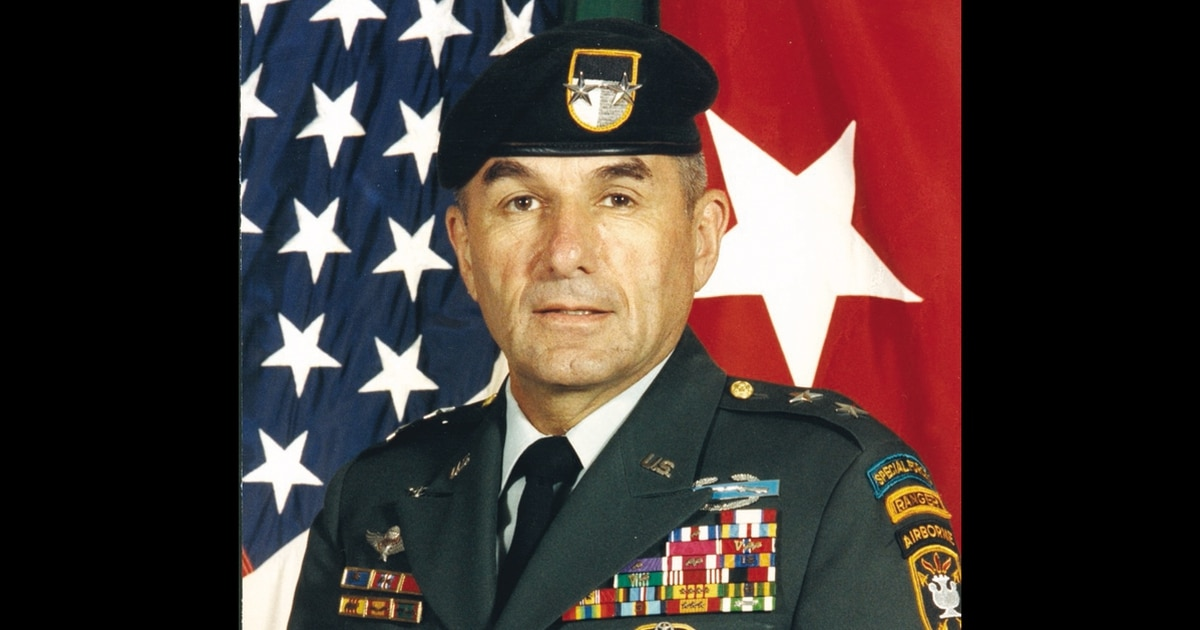 Green Beret legend, Holocaust survivor, Vietnam veteran and retired two-star dies