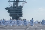 After smashing ISIS, carrier Truman returns home to Virginia