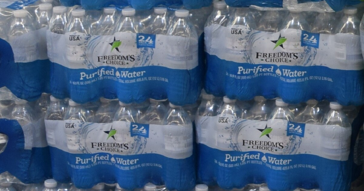 Commissary water recall: What you need to know