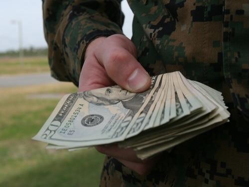 (Sgt. Alicia R. Leaders/Marine Corps)