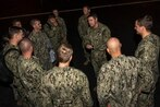Four more U.S. sailors disciplined in Iran boat seizure incident