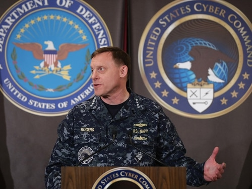 Cyber Command has been granted expanded authorities with its elevation to a unified combatant command. (Chip Somodevilla/Getty Images)