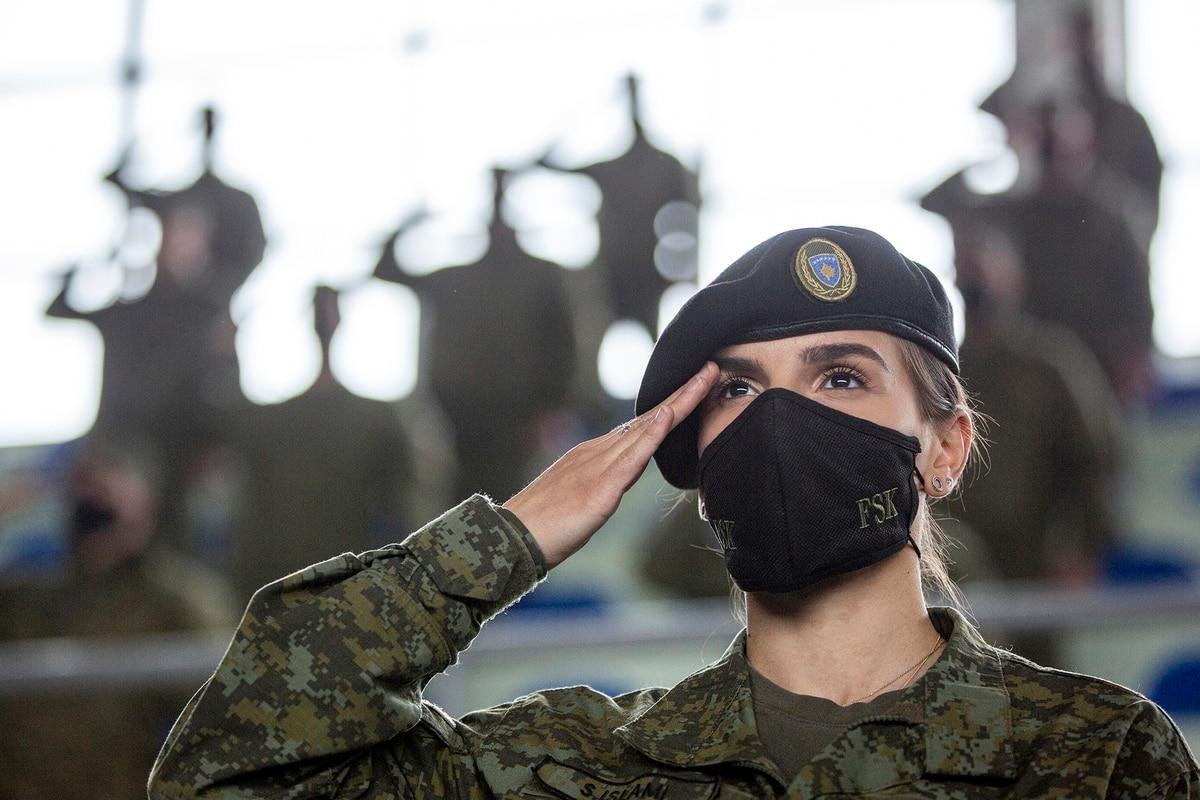 كوسوفو ترسل قوات للقتال في العراق