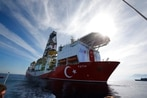 Turkey begins Mediterranean Sea oil and gas search that could stoke tensions