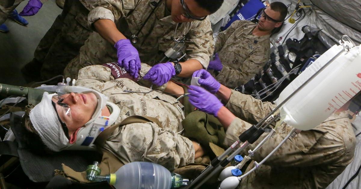 helping corpsmen  medics land civilian health jobs