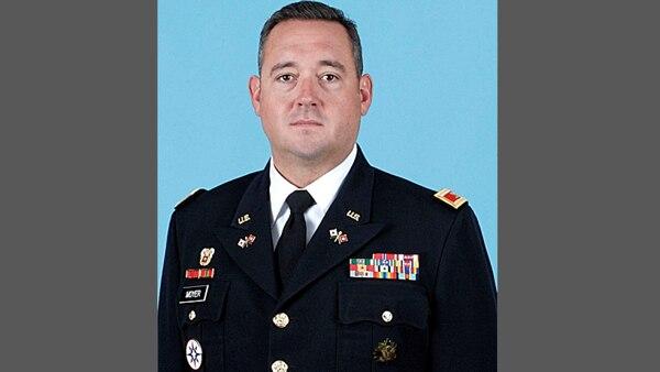 Col. Jonathan Moyer. (Army)