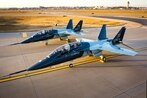 The T-X battle comes down to Lockheed and Boeing