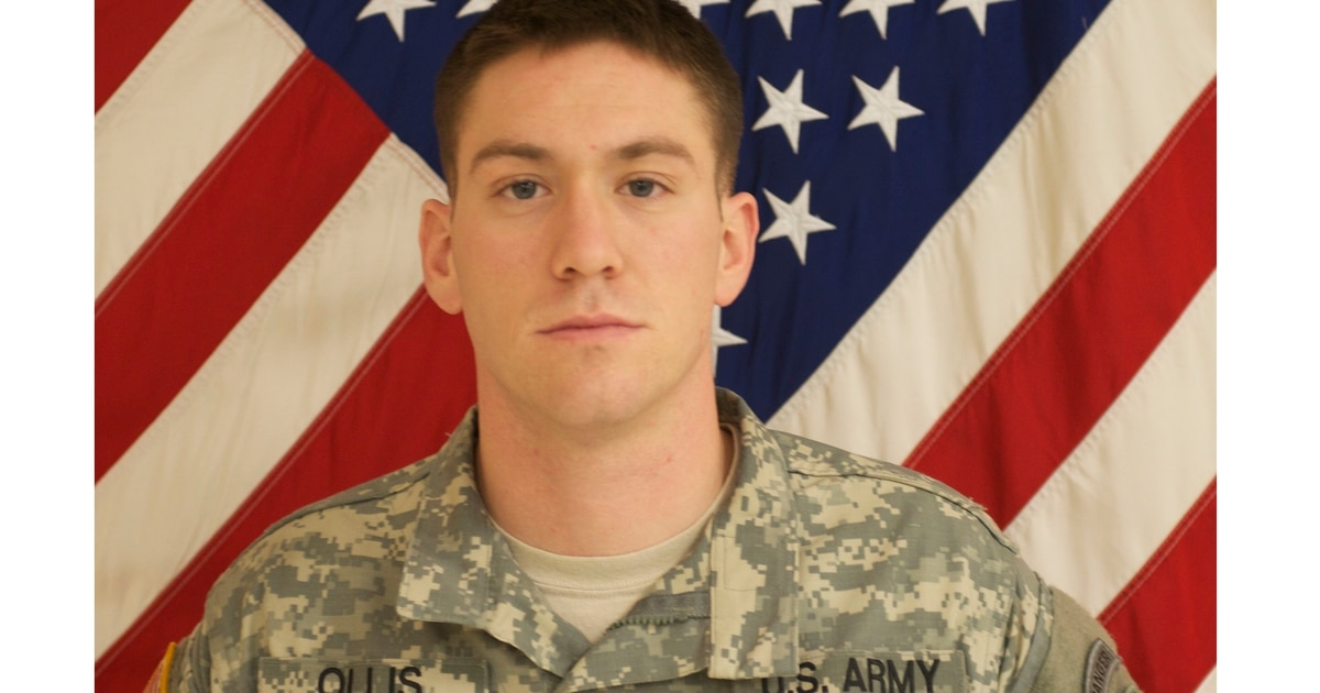 10th Mountain soldier's Silver Star upgraded for shielding Polish soldier from suicide bomber