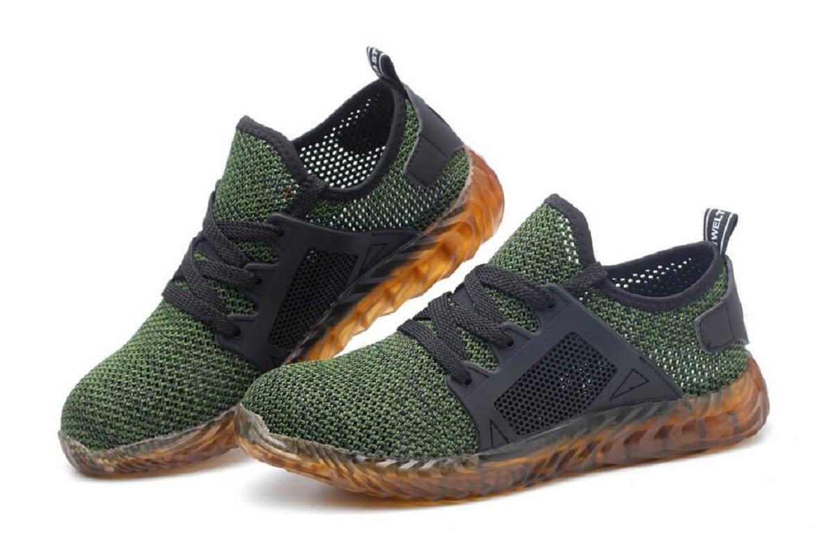 5e3c7febe62 These Ryder Green 'indestructible' shoes could be the toughest you ...