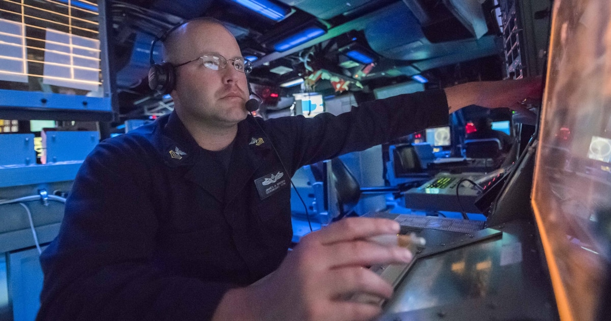 On the new battlefield, the Navy has to get software updates to the fleet within days, acquisition boss says