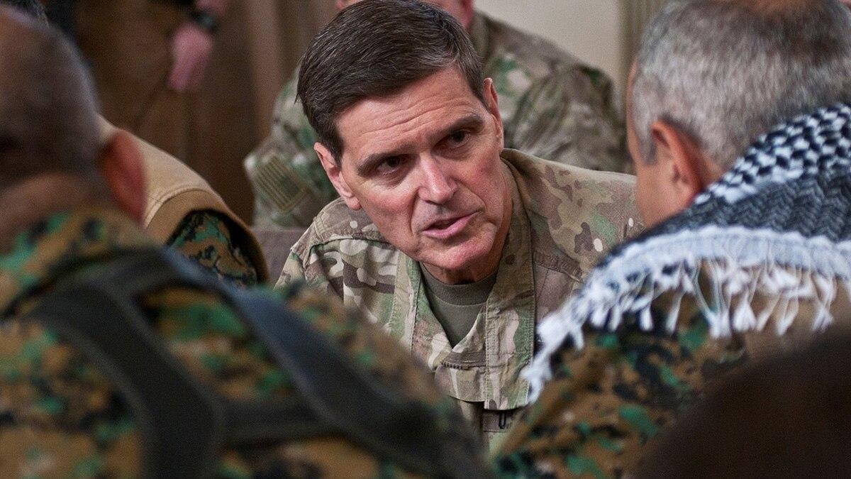 General Speaks Out On Afghanistan War >> Us General Reviewing Trump S Year Old Afghan War Strategy