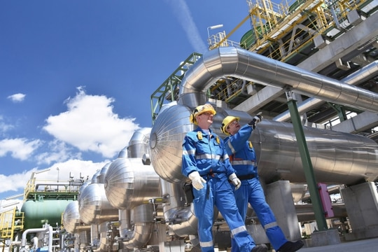 A pipeline operator's operational technology network was the victim of a ransomware attack. (Getty Images)