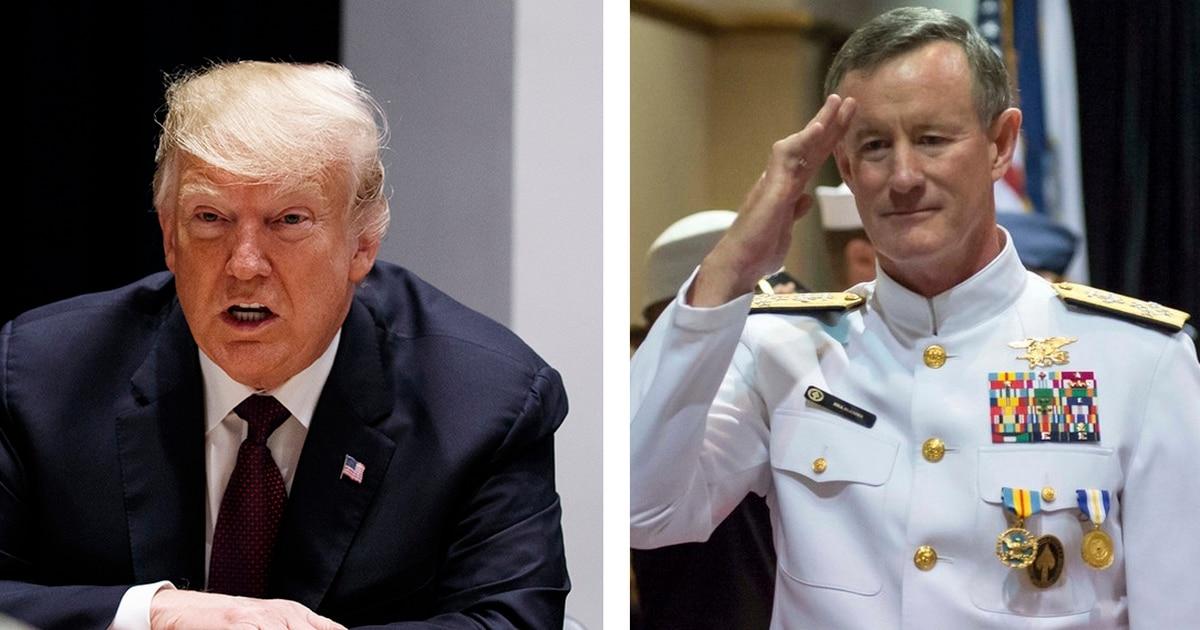 Trump slams SEAL commander who orchestrated bin Laden raid, calls him 'Hillary Clinton fan'