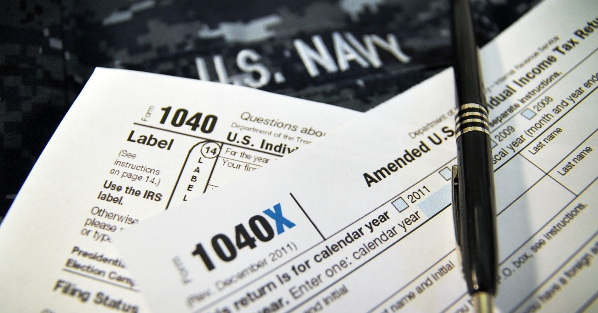 Military tax tips: New tax law is (mostly) good news