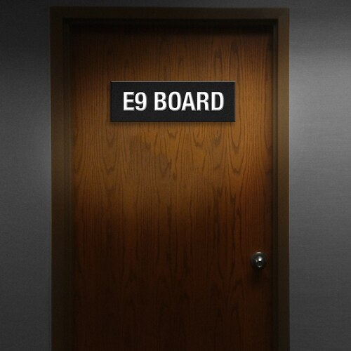 The closed-door policy of selection board proceedings was violated by two board members in a scheme orchestrated by a retired master chief and two active duty board members (Philip Kightlinger/staff).