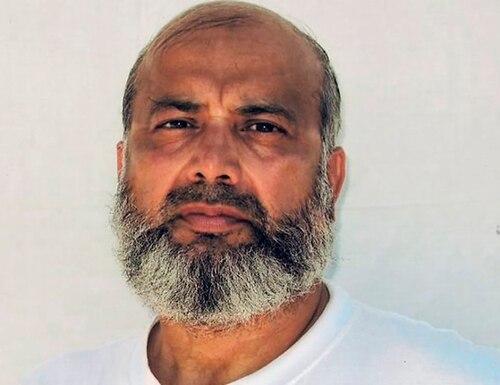 Saifullah Paracha is the oldest prisoner at the Guantanamo Bay detention center. (Counsel to Saifullah Paracha via AP)