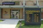 Commissary-exchange merger unnecessary, official says