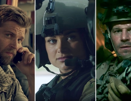 Of the three special operations-themed dramas that debuted last year on network TV, only