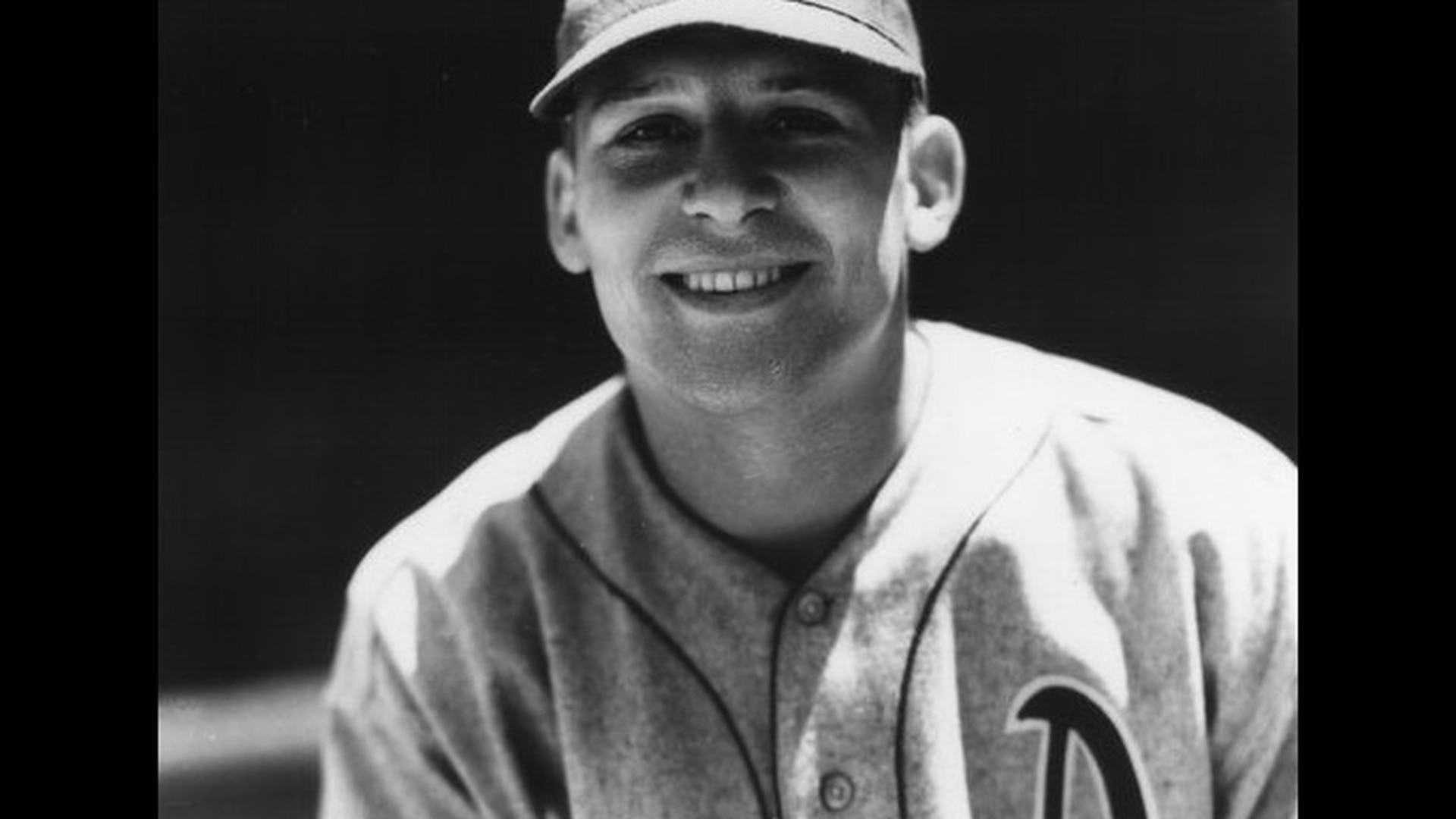 Harry O'Neill played in one Major League game but never had the chance to hit. He was killed during the assault on Iwo Jima. (Society for American Baseball Research)