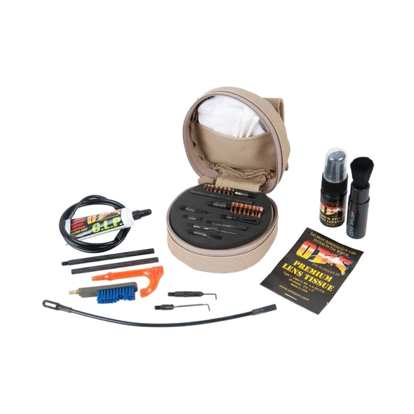 Otis M14/M16/9mm Soft-Pack Weapons Cleaning Kit With Optics
