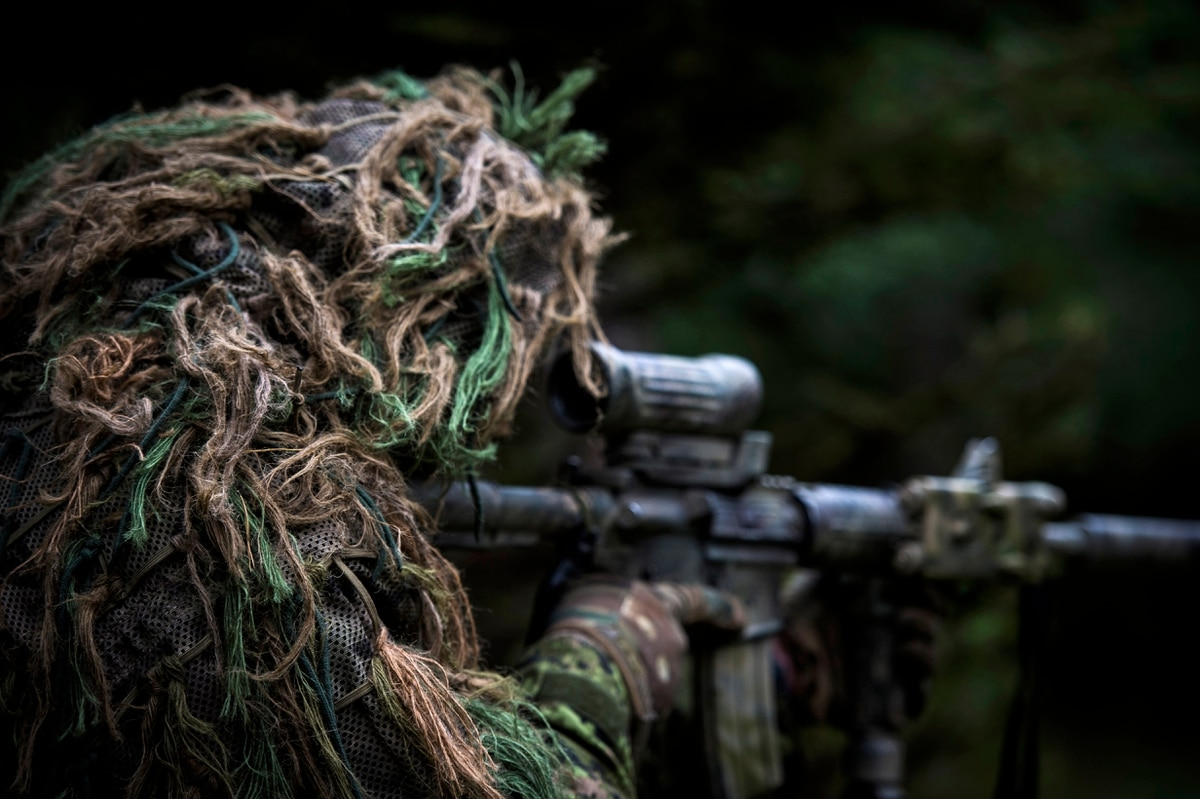 Canadian sniper crushes world record for longest confirmed kill in military history, reports say