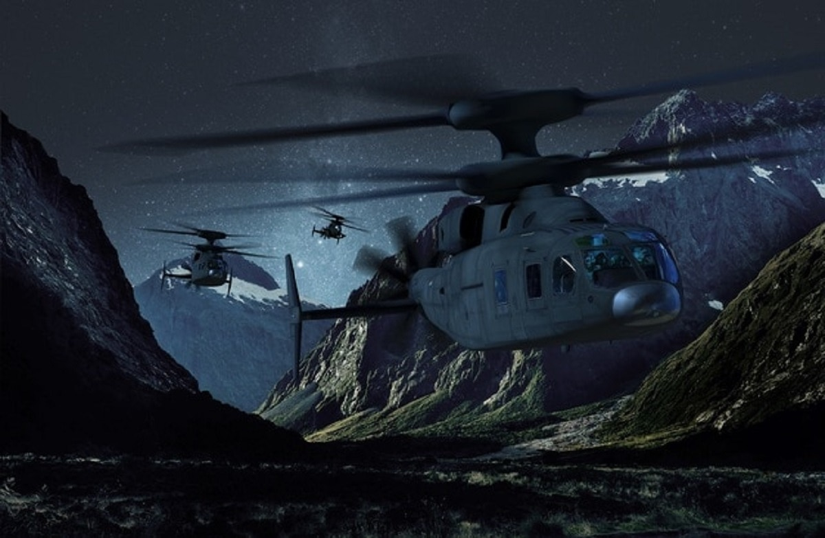 Road to Future Vertical Lift: Defiant preps for first flight