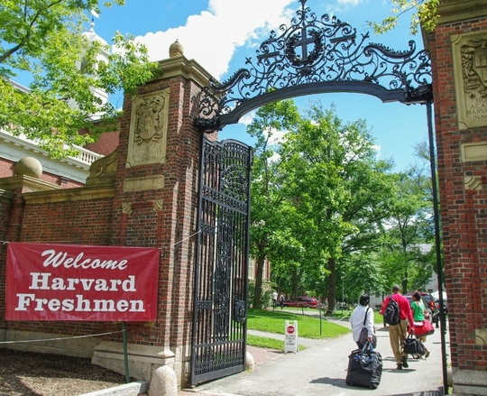 More veterans are attending Ivy League schools than ever before, federal data show. (Getty Images)