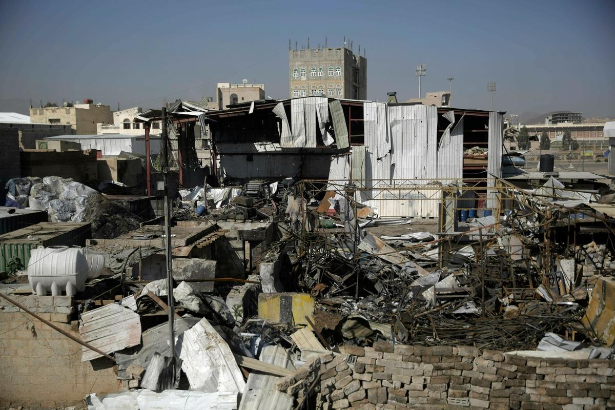 Trump vetoes measure to end US involvement in Yemen war