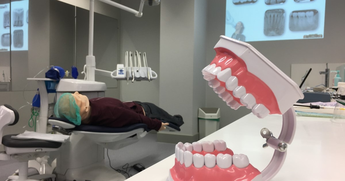 Here's everything you need to know about the new dental