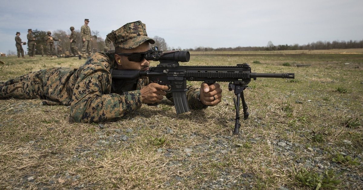 Marines Want 11 000 Infantry Automatic Rifles To Replace M4